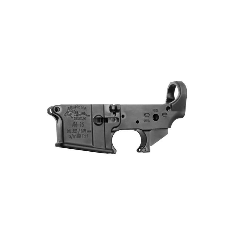 Firearms > Anderson MFG AM15 Lower Receiver