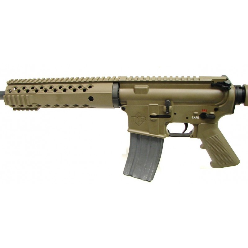 Diamondback Db 15 300blk 16 Quot 30rd Blk Or Fde Raven1tactical