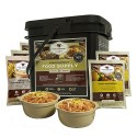 Wise Foods Grab and Go Bucket Breakfast and Entrée, 56 Servings