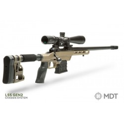 MDT LSS GEN2 CHASSIS SYSTEM Tikka T3 Long Action