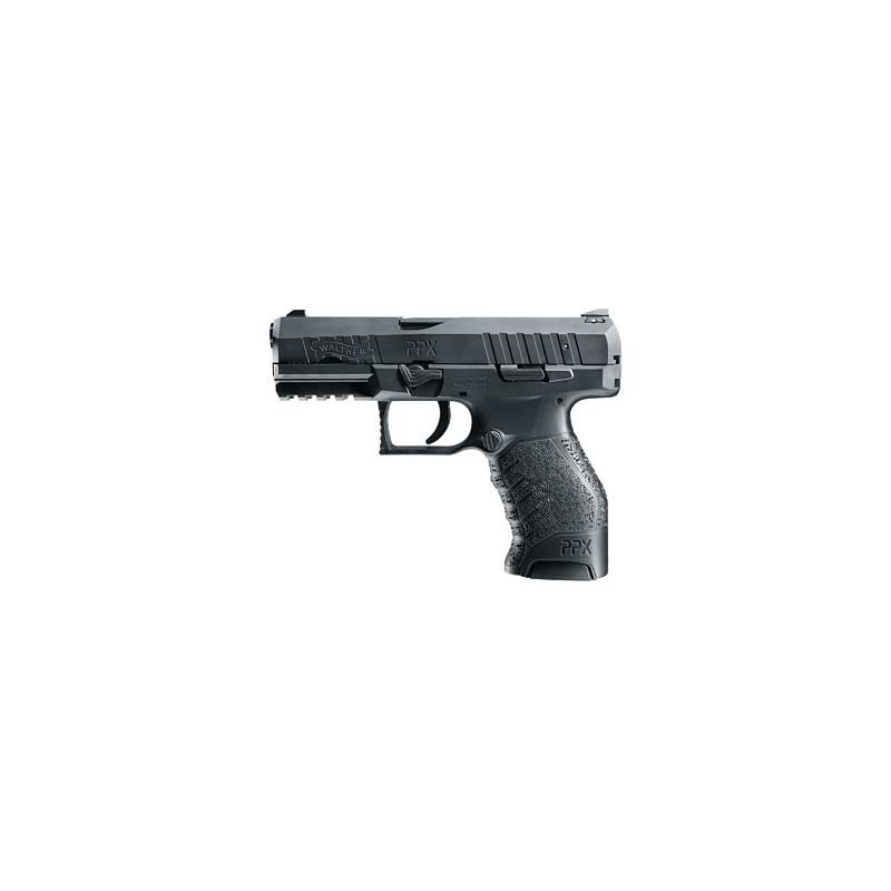 WALTHER PPX M1 9MM-40 BLK or STS POLY FS - Raven1Tactical
